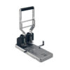 Rexel HD2150 Ultra Heavy Duty 2 Hole Punch 2101234 [150 Sheets] | Ideal for larger documents | 5 year guarantee | Fusion Office UK