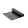 Black Sacks 95 Litres Medium Duty Roll [20] | Strong, versatile & durable | Also known as Refuse Sacks | Fusion Office