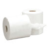 White Rolls 1 Ply Centrefeed Hand Towels [Pack 6]   Strong and absorbent 1-Ply white paper   Food contact approved   Fusion Office