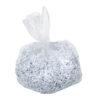 Leitz IQ Shredder Waste Bags 40 Litres 80080000 [Pack 100] | Designed for all Leitz IQ Office and Office Pro shredders | Fusion Office UK