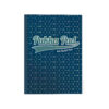Pukka Pad Glee A4 Refill Pads Dark Blue 8891-GLE [Pack 5] | Fashionable card cover design | Feint Ruled and Margined | Fusion Office UK