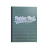 Pukka Pad Glee A4 Refill Pads Green 8892-GLE [Pack 5]   Fashionable card cover design   Feint Ruled and Margined   Fusion Office UK