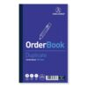 Challenge Order Books Duplicate 100080400 [Pack 5] | Make instant copies of your hand written orders | Fusion Office UK