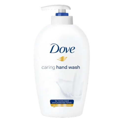 Dove Original Handwash 250ml | gives your hands a fresh and supple feeling, leaving your skin clean and fragrant | Fusion Office UK
