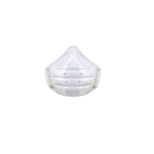FFP3 Face Masks Honeywell Superone 3207 [Pack 30]   Pre-formed shell: rigid half-mask: the mask shape is maintained   Fusion Office