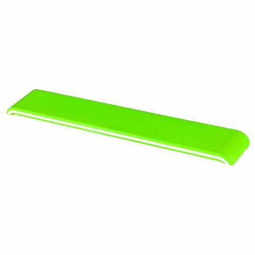 WOW Keyboard Wrist-rest Green Leitz Ergo 65230054 | Ergonomic design supports optimal health | Fusion Office