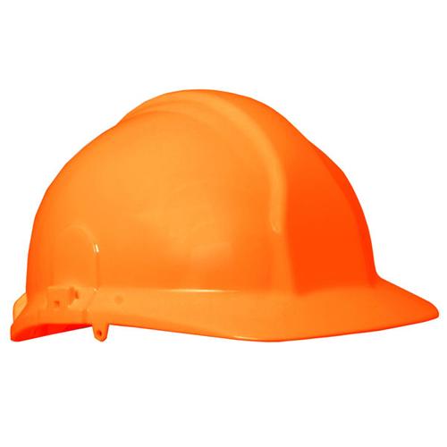 1125 Safety Helmet Orange Centurion CNS03OA   General purpose HDPE helmet   Slip headband & Terylene cradle   Fusion Office