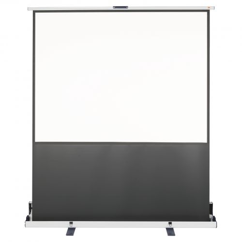 Nobo Projection Screen Portable 1620x1220mm 1901956   Brilliant matt white surface for high quality colour projection   Fusion Office UK