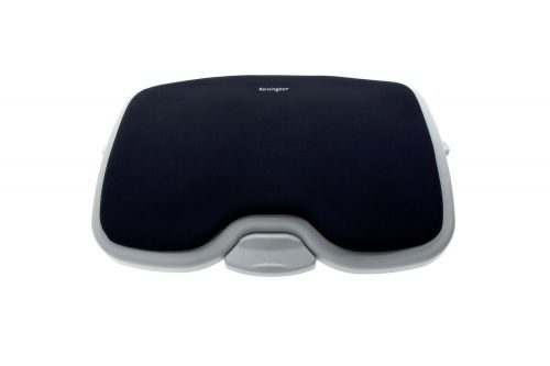 Kensington SoleMate Comfort Footrest 56153 | Luxurious memory foam eases tire and aching feet | Fusion Office UK