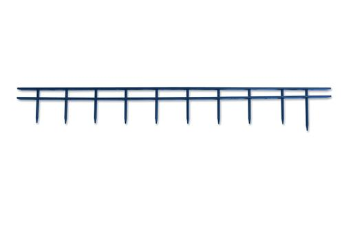GBC Surebind Strips 25mm Blue A4 1132845 [PK100] | Secure, welded finish | Ideal for contractual & legal documentation | Fusion Office UK