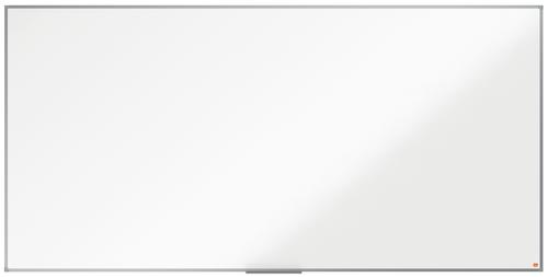 Nobo Essence 2400x1200mm Steel Magnetic Whiteboard 1905214 | Steel surface with increased erasability, for frequent use | Fusion Office UK