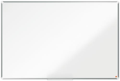 Nobo Steel Whiteboard 1500x1000mm Magnetic 1915158   Steel magnetic surface delivering increased erasability   Moderate use   Fusion Office UK