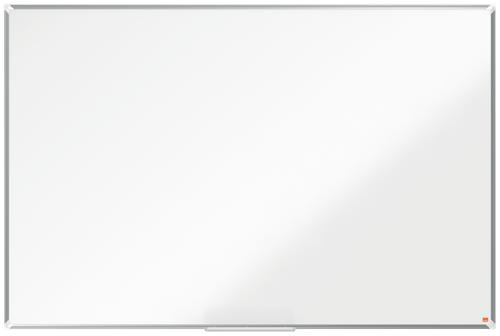 Nobo Steel Whiteboard 1800x1200mm Magnetic 1915161 | Steel magnetic surface delivering increased erasability | Moderate use | Fusion Office UK
