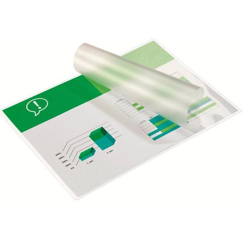 GBC Laminating Pouches A4 250 micron 3200723 [PK100] | A convenient, everyday solution to protect & enhance valuable pages | Fusion Office UK
