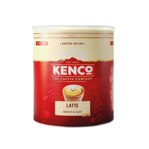 Kenco Latte Instant Coffee 750g   Create and enjoy an indulgent and silky-smooth latte   Fusion Office