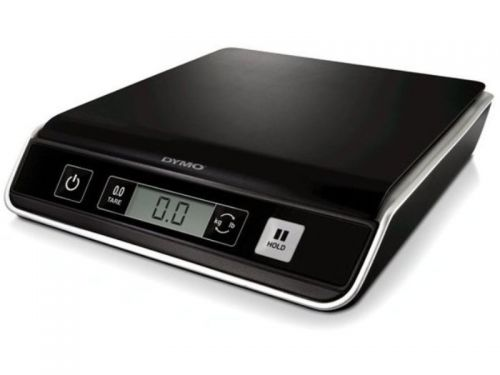 Dymo M5 Mailing Scales 5kg S0929000 | Displays weight in 2 g increments | Runs on USB or batteries | Fusion Office