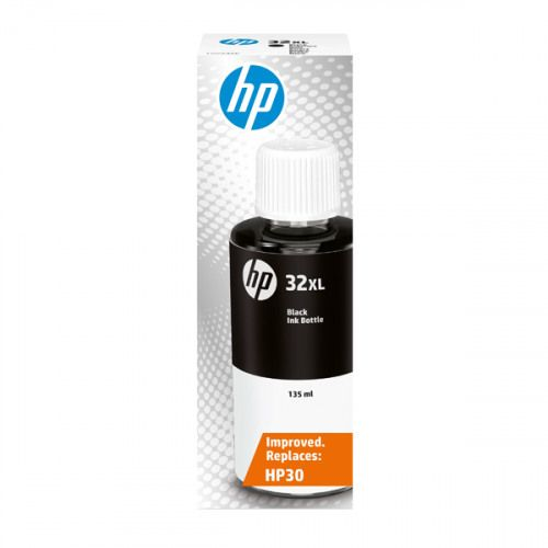 HP 32XL Black Ink 1VV24AE | Original Authentic HP - Hewlett Packard | Great Everyday Pricing | Fusion Office
