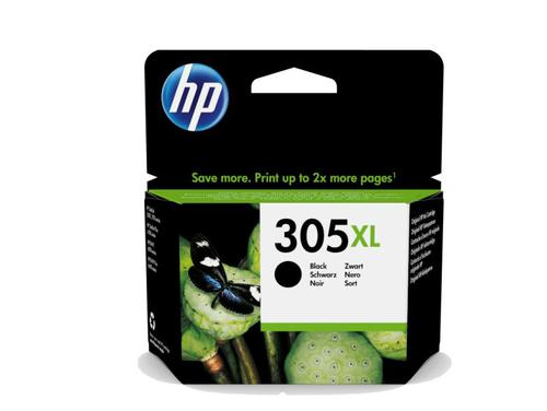 HP 305XL Black Ink Cartridge 3YM62AE | Original Authentic HP - Hewlett Packard | Great Everyday Pricing | Fusion Office
