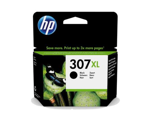 HP 307XL Black Ink Cartridge 3YM64AE   Original Authentic HP - Hewlett Packard   Great Everyday Pricing   Fusion Office