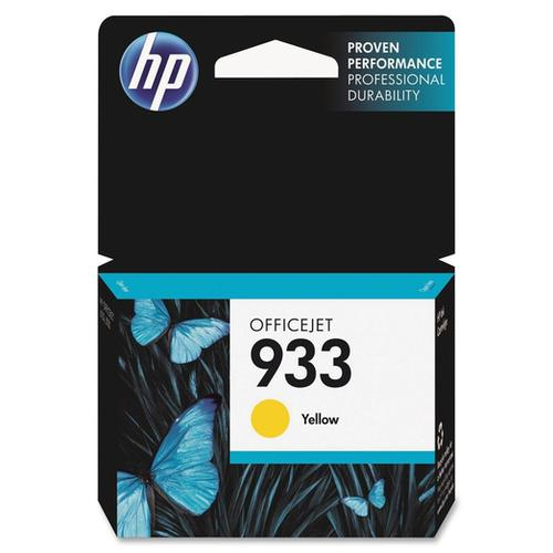 HP 933 Yellow Ink Cartridge CN060AE   Original Authentic HP - Hewlett Packard   Great Everyday Pricing   Fusion Office