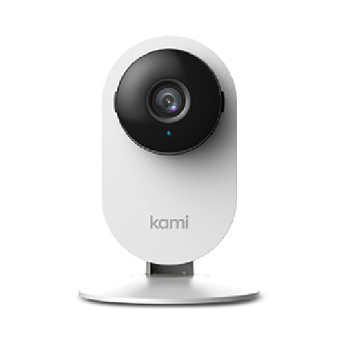 Indoor Security Camera Kami Y28   AI-Powered Human Detection   1080P HD   2-Way Talk   Easy install   Fusion Office UK