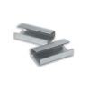 Semi Open Metal Strapping Seals 12x25mm 2000s   Use to secure and seal strapping for pallets & parcels   Fusion Office UK