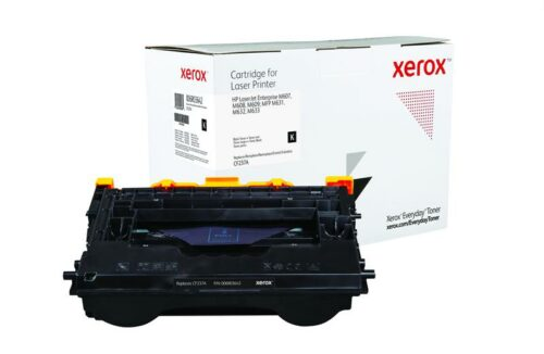 Xerox Toner For HP CF237A Black XET 006R03642 | Lower cost per page than Original | Lifetime Warranty | Fusion Office UK