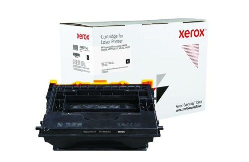 Xerox Toner For HP CF237X Black XET 006R03643   Lower cost per page than Original   Lifetime Warranty   Fusion Office UK