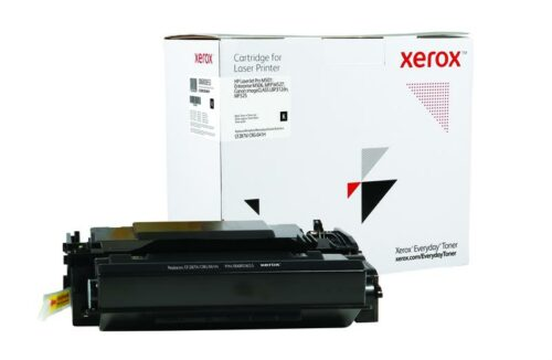 Xerox Toner For HP CF287X / CRG-041H Black XET 006R03653 | Lower cost per page than Original | Lifetime Warranty | Fusion Office UK