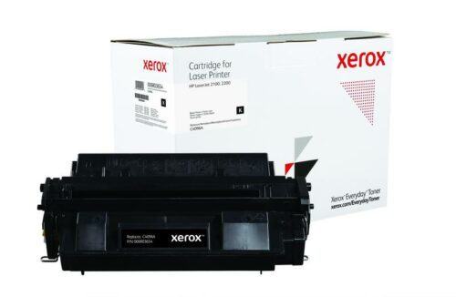 Xerox Toner For HP C4096A Black XET 006R03654 | Lower cost per page than Original | Lifetime Warranty | Fusion Office UK