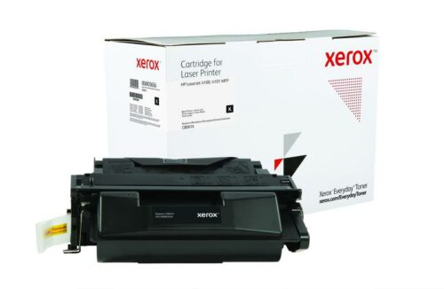 Xerox Toner For HP C8061X Black XET 006R03656   Lower cost per page than Original   Lifetime Warranty   Fusion Office UK