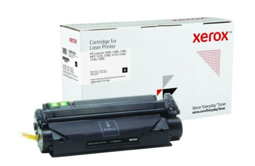 Xerox Toner For HP Q2613A / C7115A Black XET 006R03660 | Lower cost per page than Original | Lifetime Warranty | Fusion Office UK