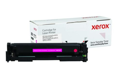 Xerox Toner For HP CF403X / CRG-045HM Magenta XET 006R03695   Lower cost per page than Original   Lifetime Warranty   Fusion Office UK