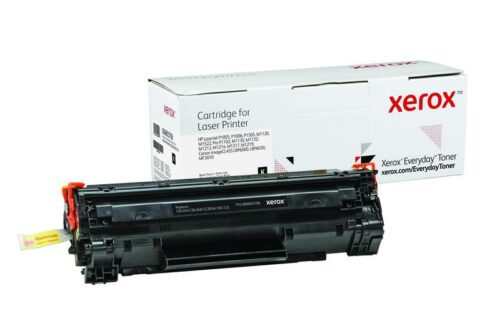 Xerox Toner For HP CB435A / CB436A / CE285A / CRG-125 006R03708 | Lower cost per page than Original | Lifetime Warranty | Fusion Office UK