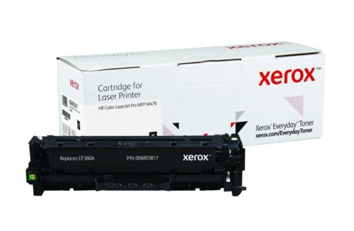 Xerox Toner For HP CF380A Black XET 006R03817   Lower cost per page than Original   Lifetime Warranty   Fusion Office UK