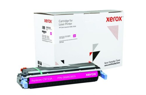 Xerox Toner For HP C9733A Magenta XET 006R03835 | Lower cost per page than Original | Lifetime Warranty | Fusion Office UK