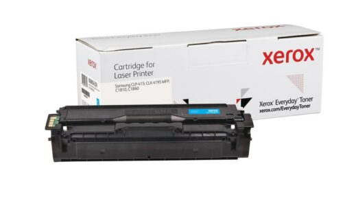 Xerox Toner For Samsung CLT-C504S Cyan XET 006R04309 | Lower cost per page than Original | Lifetime Warranty | Fusion Office UK