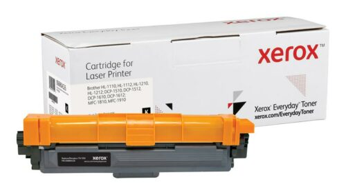 Xerox Toner For Brother TN1050 Black XET 006R04526 | Lower cost per page than Original | Lifetime Warranty | Fusion Office UK