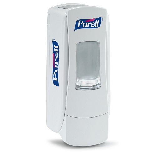 Gojo ADX White Manual Dispenser 700ml 8720-06   Offers exceptional reliability, easy service, and design   Fusion Office UK